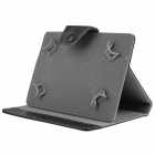 "ENKAY ENK-7040 PU Leather Case w/ Stand for 9"" Tablet - Black"