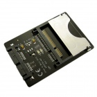"CY SA-168 16-Pin Micro SATA to CFast 1.8"" Hard Disk Case SSD HDD CFast Card Reader for PC Laptop"