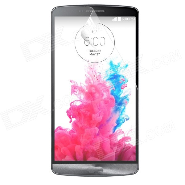 ENKAY Clear HD Protective PET Screen Protector for LG G3 - Transparent