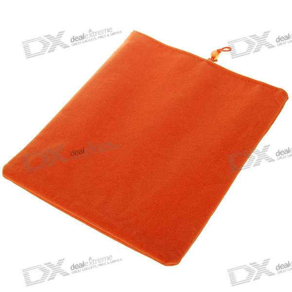 Protective Soft Cloth Case for Ipad (Orange) - Ipad Accessories - Computers/Tablets and Networking