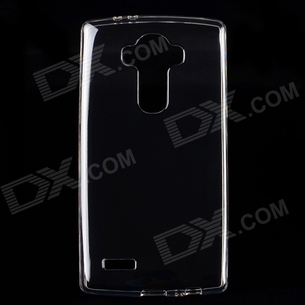 Simple Protective TPU Back Case for LG G4 - Transparent