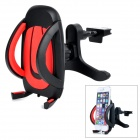 Universal 360' Rotation Car Air Conditioner Outlet Mount Holder for IPHONE, GPS & More - Black + Red
