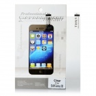 Protective PET Clear Screen Film Guard Protector for Samsung Galaxy E5 - Transparent