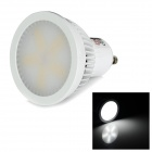 Lexing Lighting 5.5W GU10 LED-Strahler Weißlicht 6500K 250lm SMD 5730 - White (AC 85 ~ 265V)