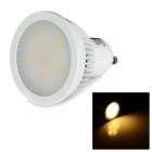 Lexing Lighting GU10 5.5W LED Spotlight Warm White 3500K 280lm 15-5730 SMD ( AC 85 ~ 265V )