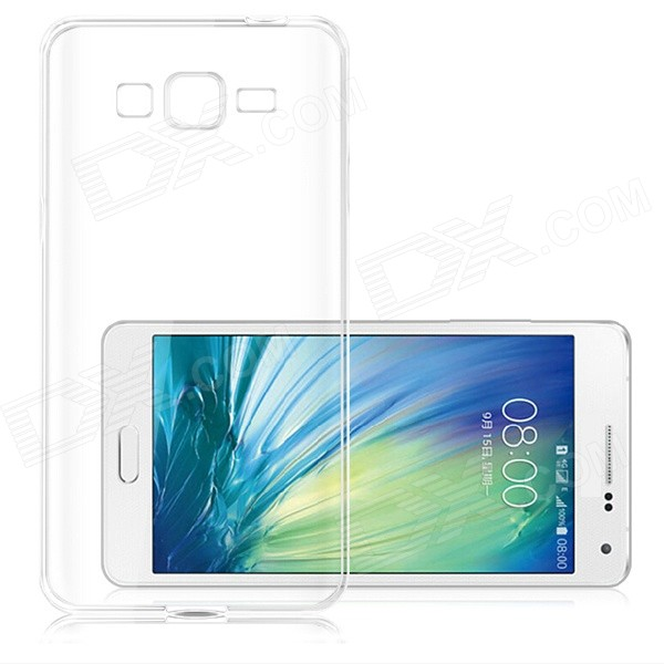 Étui souple en TPU ultrathin pour samsung galaxy A5 - transparent