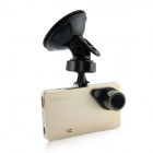 "D&Z D&Z500L 1/2.7"" CMOS 2.7"" TFT Screen 140' HD Car DVR Recorder w/ TF / 8.0MP Camera / Microphone"