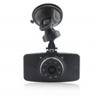 "D&Z D&Z5WH-8G 3.0"" TFT 1/2.7"" CMOS 140' Wide-Angle HD Car DVR Camcorder w/ 8GB C10 TF Card - Black"
