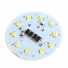 W172 DIY 3W 280lm 10-SMD 2835 Warm White LAMP (220~240V / 4PCS)
