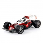 2.4GHz Remote Control Deformation High Speed Off-road RC Racing Car Toy - Red