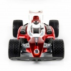 2.4GHz Deformation High Speed Off-road RC Racing Car Toy - Red