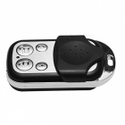 433MHz A002-433 4 -Key Universal Anti -roubo Key remoto para o carro - Black