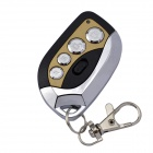 A008 433MHz 4-Key Universal Remote Key w/ Anti-Slide Function for Car