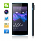 "Blackview Breeze MTK6582 Quad-core Android 5.0 WCDMA Bar Phone w/ 4.5"" FM, Wi-Fi and GPS - Black"