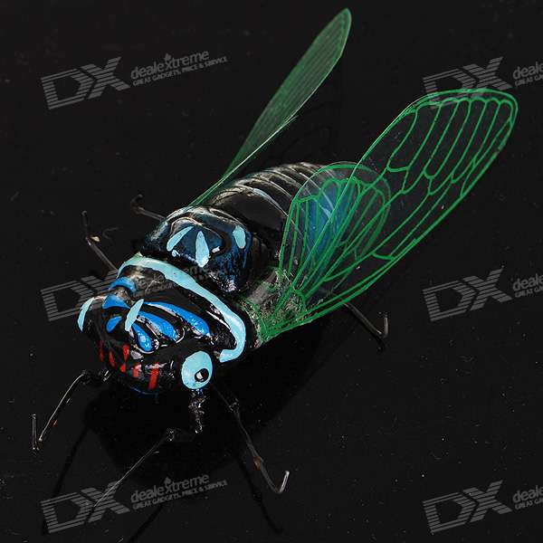 Cicada Fridge Magnet (Color Assorted)