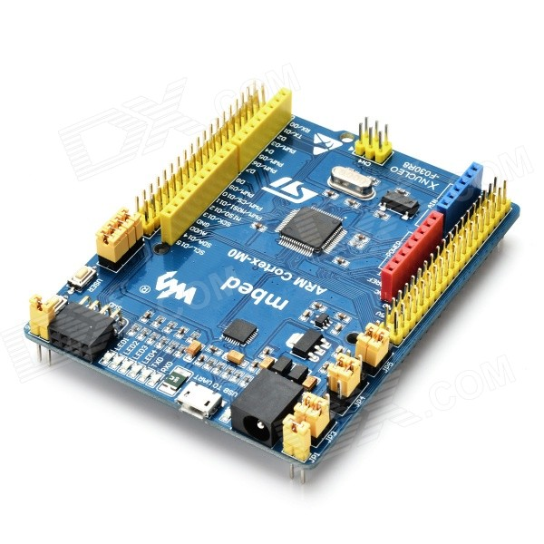 Waveshare xnucleo f r stm t mbed module for