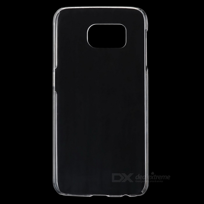 Protective PC Case for Samsung Galaxy S6 - Transparent