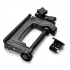 Camera Mount Holder w/ Tripod Adapter for GoPro Hero 2 3 3+ 4 - Black