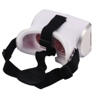 "NEJE Virtual Reality 3D Glasses for 4~6"" Smartphones - White"