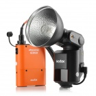 Flash GODOX Witstro 360W portátil Flash Kit w / AD360, PB960 poder de bateria, adaptador de plugue da UE