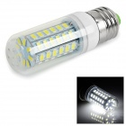 E27 8W LED Corn Lamp Bluish White 438lm SMD 5730 (AC 220~240V)