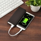 Xiaomi NDY-02-AL 16000mAh Power Bank w/ Case + USB Cable - Silver