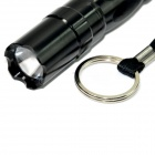 Water Resistant 3W 40lm Mini White Light LED Flashlight (1*AA)