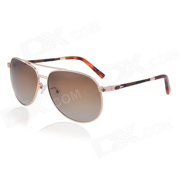 Shankland 8504 Polarized Aurinkolasit - Golden + Tan