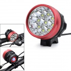 Marsing B90 5000lm XM-L T6 LED 3-Mode Cold White Bike Light / Headlamp