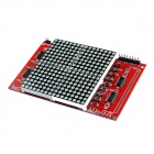 16 * 16 LED-moduuli arduino UNO R3 / 51 Development Board - punainen