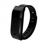 "TW07 0,91 ""Bluetooth 4.0 Smart-Armband Call Reminder / Sleep-Monitoring / Activity Tracker - Schwarz"