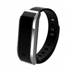 TW07 Bluetooth 4.0 Smart-Armband Call Reminder / Sleep-Monitoring / Activity Tracker - silberweiß