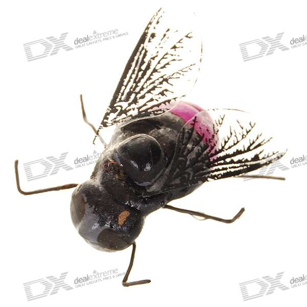 House Fly Shaped Fridge Magnet (Color Assorted)