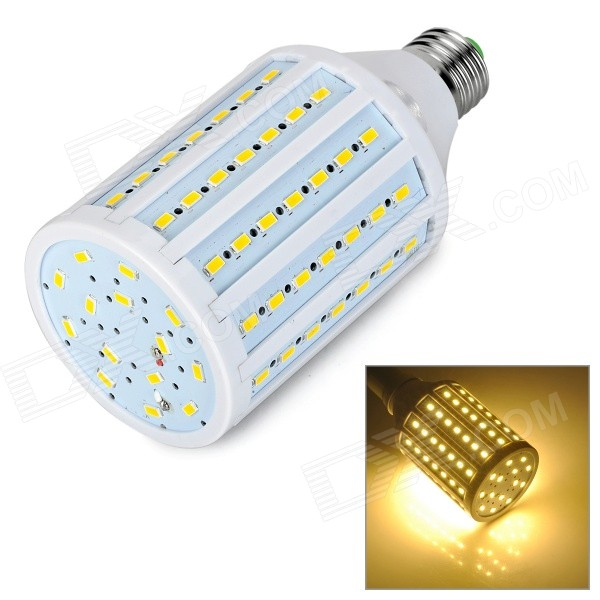 E27 20W 5730 SMD 98-LED 3000K 1500lm Warm White Bulb