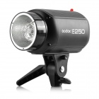GODOX E250 250WS Flash Studio фотография Light - черный (AC 220V / ЕС Plug)