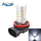 MZ H11 6W LED Car Fog Lamp White Light 6000K 300lm SMD 2835 Error-Free Constant Current (12~24V)