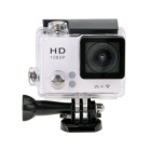 "EOSCN 30M Waterproof 1080P Full HD 2"" LCD 12.0MP CMOS Wi-Fi Sports Camera - White"