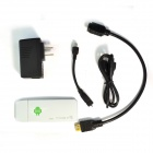 Kemico E888 Android 4.4.2 Google TV Player Mini PC w / XBMC - bílá
