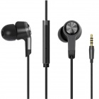 Xiaomi 3.5mm Jack Wired In-ear Piston Earphone w/ Mic. for Xiaomi / IPHONE / IPAD – Black