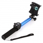 TOZ Universal Cell Phone Selfie Handheld Monopod w/ Mini Holder Adapter/ Bluetooth Remote Controller