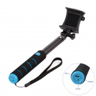 TOZ Universal Handheld Wireless Bluetooth Remote Control Shutter Monopod w/ Adapter for Gopro /Phone