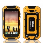 "iMAN i5800 Android 4.4 Quad-core  3G Rugged Phone w/ 4.5""IPS HD, 8MP,8GB ROM, WiFi, GPS, IP67,8.0MP"