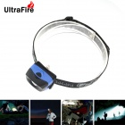 UltraFire 1W 3-Mode 80lm LED White Light Headlamp (3*AAA)