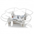 H7 2.4GHz 6-axis 4-CH Mode 2 R/C Quadcopter Toy w/ Gyro / LED - White