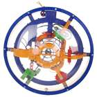 Buy UFO Shaped Brain IQ Trainer Maze Ball (Asserted Color)