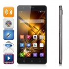 "M-HORSE MT7 MTK6572 Android 4.4 Dual Core-Phone 3G w / 5,5 "", 4 GB ROM, 5.0MP - Schwarz + Lila"