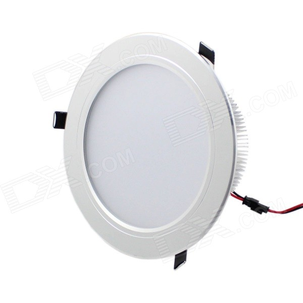 KINFIRE Dimmable 15W 3000K 30-SMD 5730 LED Warm White Ceiling Light