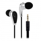 Bluedio I6 Clip-On Bluetooth In-Ear Headset m / Mic / 3.5mm-Svart