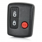 3-Button Remote Key Case for Ford - Black