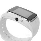 "Z30 1.54"" Touch Screen Watch Phone w/ 64MB RAM, 128MB ROM - White"
